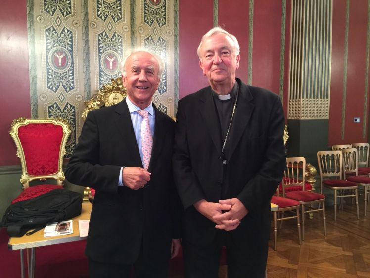The Chairman and Cardinal