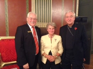 Speaker, Chairman and Cardinal