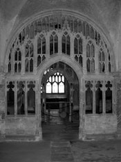 Canterbury Cathedral - Crypt