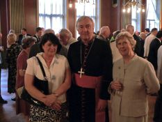 His Grace with Patricia Small and Mary Neilandl